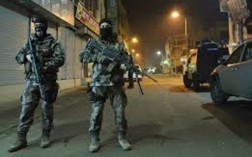 Mersin İl Emniyet Müdürlüğü'nden PKK/KCK operasyonu: 6 Kişi tutuklandı