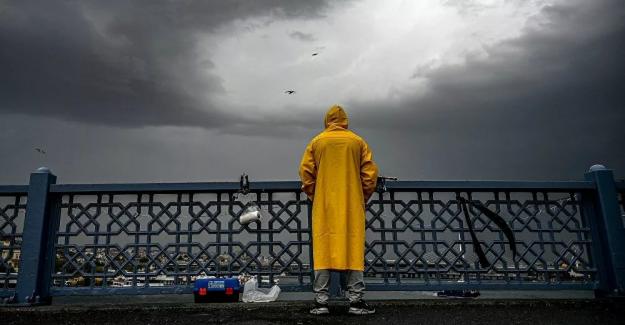 Meteoroloji'den İstanbul'a bu gece için 'sarı uyarı'