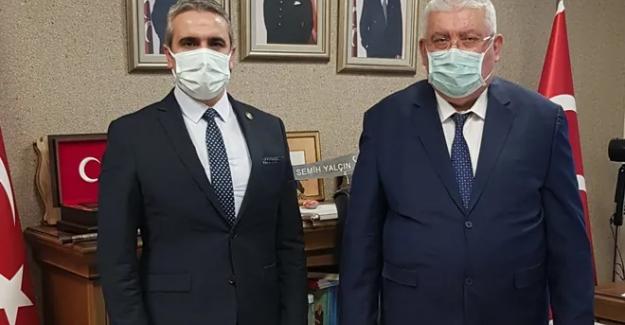 """MHP il başkanı saldırıları savundu: """"Usludan yeğdir delimiz elhamdülillah"""""""