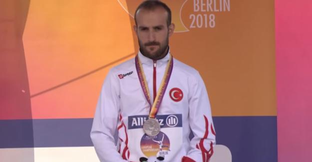 Nilüfer'in Görme Engelli Atleti Hakan Cira Olimpiyatlara hazırlanıyor