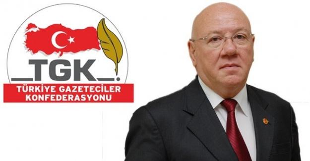 """Nuri Kolaylı: """"Uğur Mumcu'nun gazetecilik idealleri yaşıyor"""""""