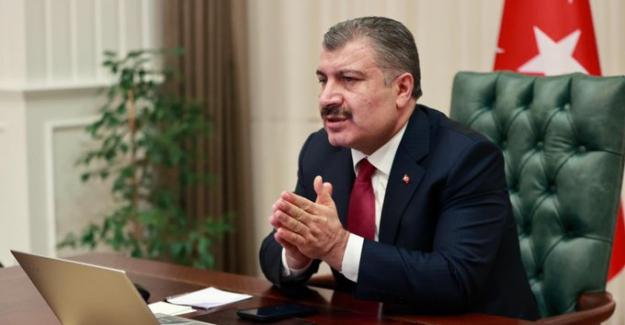 """Sağlık Bakanı Koca: """"Aşılama programının birinci aşamasının ikinci adımına geçiyoruz"""""""