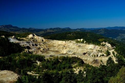 Söğüt altın madeni projesine ilişkin çalışmalar sürüyor