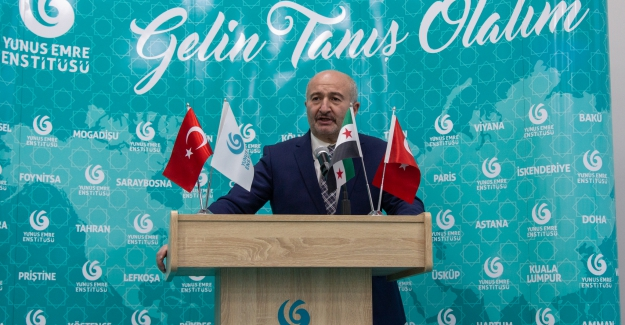 Suriye'nin Azez ilçesinde ilk 'Türkçe Kursları' tamamlandı