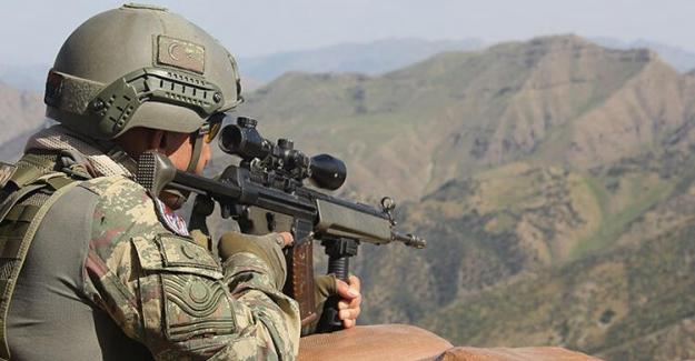 Terör Örgütünden kaçışlar devam ediyor: 5 PKK'lı daha ikna yoluyla teslim oldu