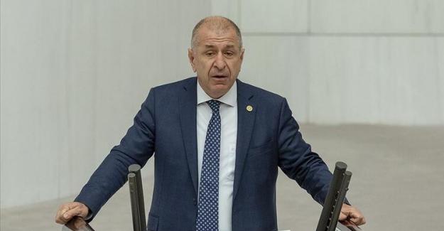 Ümit Özdağ'ın yeniden İYİ Partili oluşu resmiyet kazandı