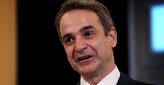 """Yunanistan Başbakanı Miçotakis: """"2021'de Türk-Yunan ilişkileri daha iyi olacak"""""""