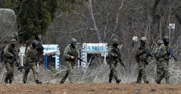 Yunanistan'dan Türkiye sınırında görev alan askerlere teşvik!
