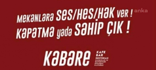 """Ankara'da Kafe, Bar, Restoran Sahipleri ve Çalışanları """"Alkışlarla Işık Açma"""" Eylemine Başlıyor"""