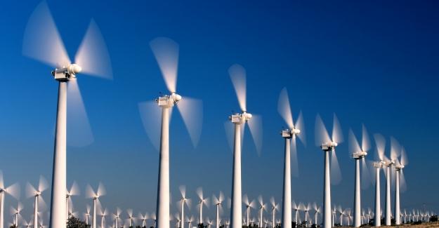 Avrupa'nın  en büyük 7. Rüzgar Ülkesiyiz
