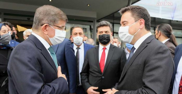 "Babacan ve Davutoğlu'dan ""parlamenter sistem"" vurgusu"