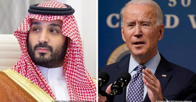 Biden: Suudi Arabistan'dan hesap soracağız
