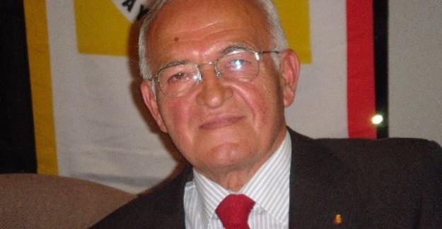 Bursa Osmangazi Belediyesi Kurucu Başkanı Erhan Keleşoğlu Hayatını Kaybetti