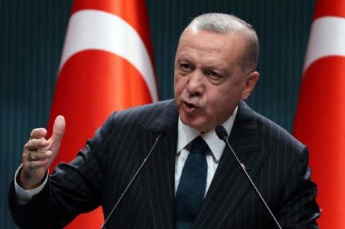 """Cumhurbaşkanı Erdoğan: """"LGBT, yok öyle bir şey!.."""""""