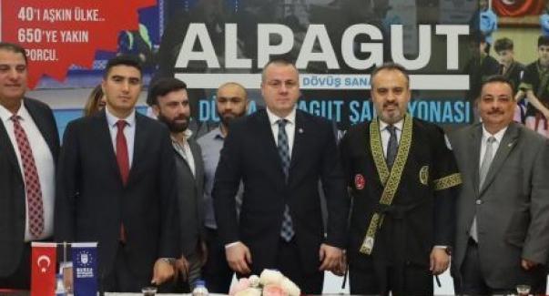 Dünya Alpagut Şampiyonası Kasım'a ertelendi