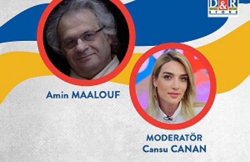 Dünyaca ünlü yazar Amin Maalouf, Türk Okurlarıyla buluşuyor