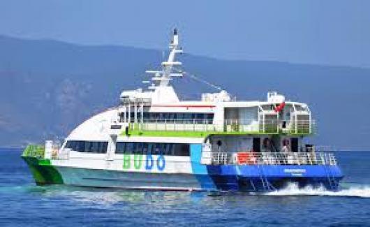 Elverişsiz hava şartları nedeniyle BUDO seferleri iptal edildi