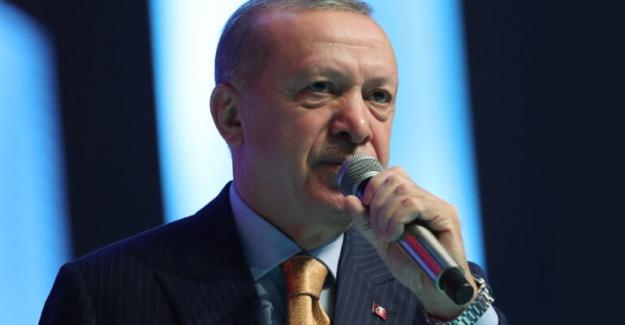 Erdoğan, Kılıçdaroğlu'na seslendi: 'Sen ne yüzsüzsün, terbiyesiz herif'