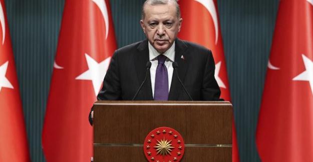 Erdoğan: Eğitimin illerde 1 Mart'ta başlaması için çalışmalar yürütülecek