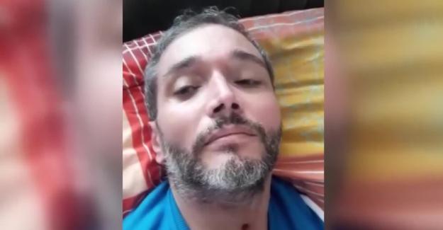 Felçli Hasta 1.500 Liralık nafaka borcu için otobüsten indirilerek tutuklandı