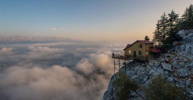 Gamze Bozkaya'ya 'Türkiye'nin Seyahat Rotalarını Keşfet' fotoğraf yarışmasında 2'ncilik ödülü