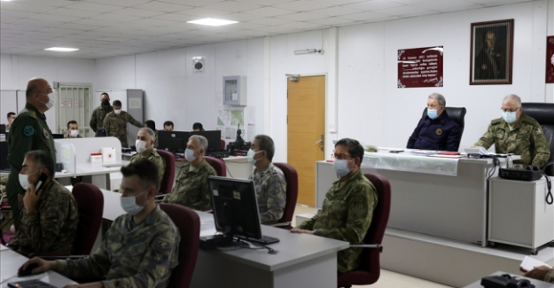 Gara'da 48 terörist ölü ele geçirildi, PKK'nın kaçırdığı 13 Askeri ve Sivil Personelimiz Şehit oldular