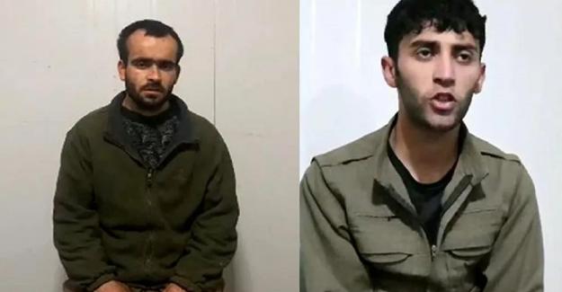 """Gara'da yakalanan teröristler, 'Rehinelerin infaz edilmesi"""" için talimat aldıklarını itiraf ettiler"""