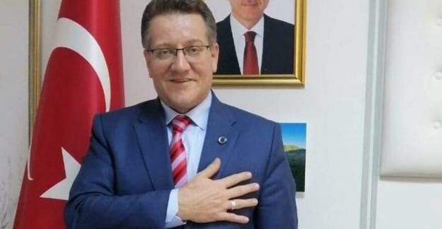 Hastanede teyemmüm taşı dağıtmasıyla gündeme gelen Yıldırım Belediye başkan yardımcısı istifa etti