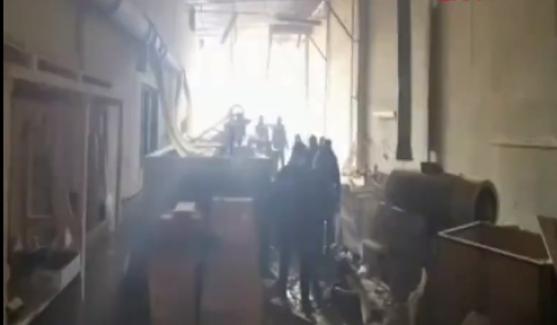 İnegöl'de buhar kazanı patladı: 1 ölü