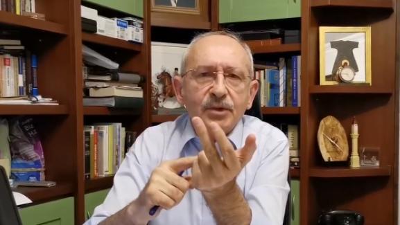 """Kılıçdaroğlu: """"Türkiye'nin evlatlarını derhal serbest bırakın!.."""""""