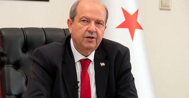 KKTC Cumhurbaşkanı Tatar: Kıbrıs'ta iki ayrı devlet var, federasyon gerçekçi değil