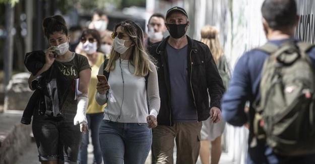 """Koronavirüs salgını 81 ilde """"hava durumu"""" gibi takip edilecek"""