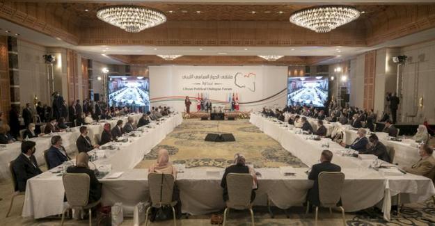 Libya'da geçici birlik hükümeti seçildi