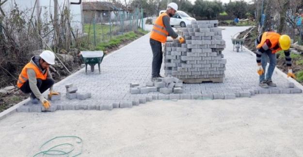 Mudanya Belediyesi şehrin modernleşme çalışmalarına hız verdi