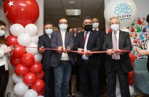 Nilüfer Sosyal Girişimcilik Merkezi kapılarını açtı