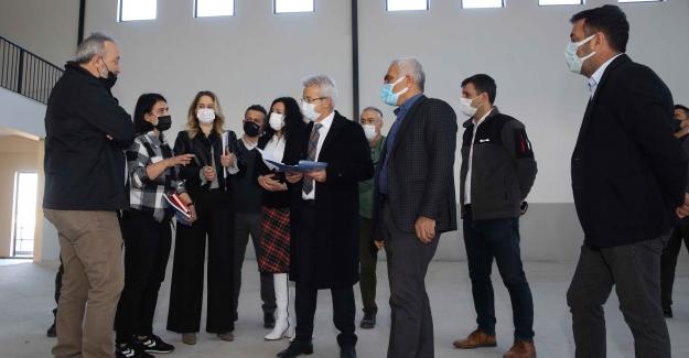 Nilüfer'de iki yeni spor tesisi daha açılacak