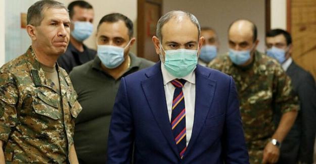 Paşinyan acil toplantıya çağırdı: Ermeniler Karabağ'dan çekiliyor mu?