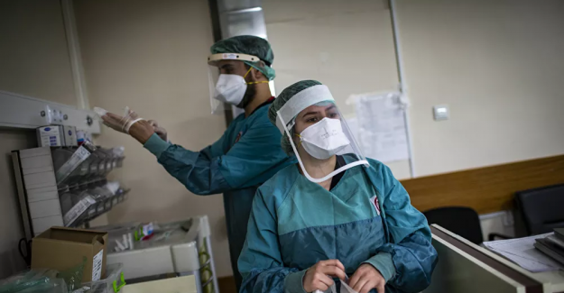 Son 24 saatte koronavirüsten 110 can kaybı, 7 bin 901 yeni vaka