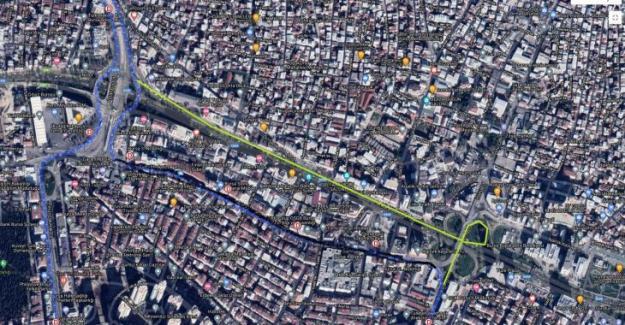 Toplu ulaşımda Uluyol yerine Ankara yolu
