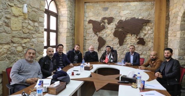 Türkçe'nin Sesi Azez'de Yankılanıyor