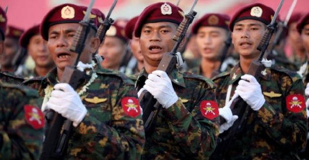 Türkiye, Myanmar'daki darbeyi şiddetle kınadı