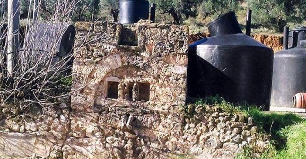 Yunanistan'da bulunan Osmanlı Mezarlığı gizlice taşındı!