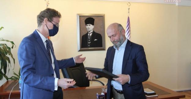 AB ve Yunanistan Büyükelçilerinden İstanbul Adalar İlçesine Ziyaret