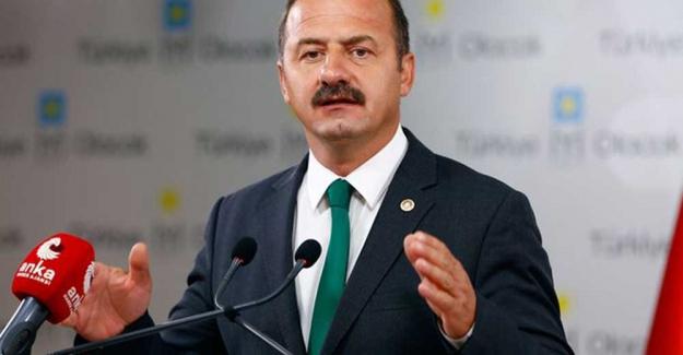 """Ağıralioğlu İnegöl'den seslendi: """"Terörün gölgesinde hangi parti olursa olsun kapatılması gerekir"""""""