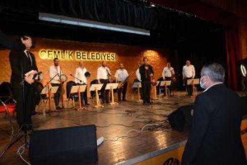 Başkan Sertaslan'dan Gemlikli müzisyenlere destek