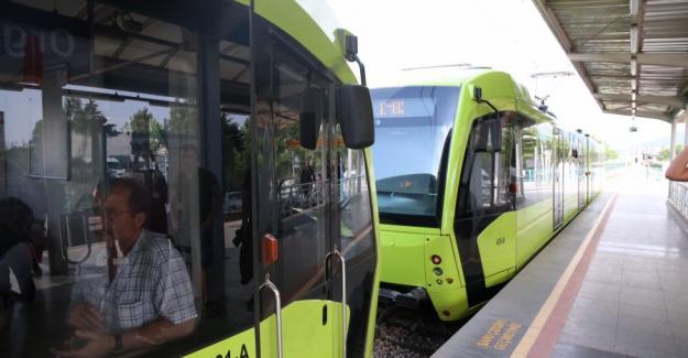 Bursa'da metro seferlerinde Cumartesi değişikliği