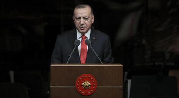 """Erdoğan, İnsan Hakları Eylem Planı'nı açıkladı: """"Gece yarısı gözaltılarına son veriyoruz"""""""