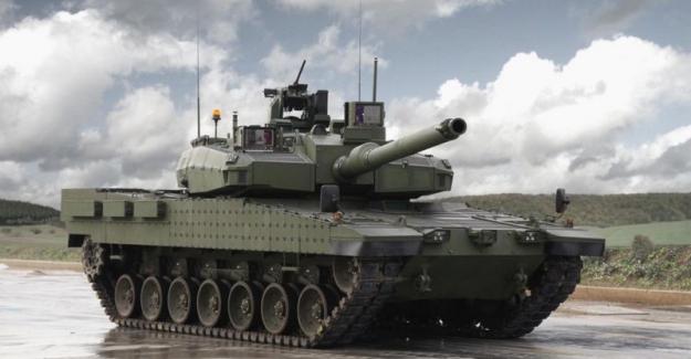Defense News, Türkiye'nin Altay Tankı motor üretimi için Güney Kore ile anlaştığını iddia etti