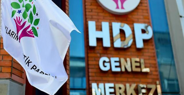 HDP'nin kapatılması için dava açıldı!