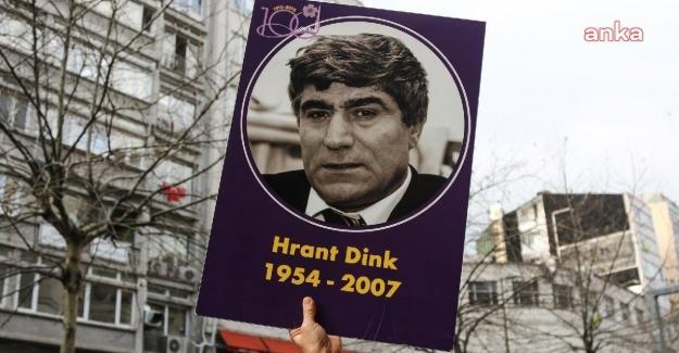 """Hrant Dink davası sanıklarına """"İkisi Ağırlaştırılmış 4 Müebbet Hapis"""" cezası"""
